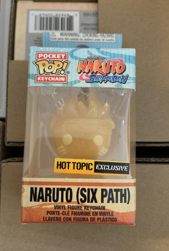Funko Pop! Pocket: Naruto (Six Path) Special Glows in the Dark Keychain