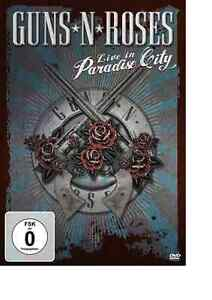GUNS 'N' ROSES - Live in Paradise City DVD *Super Price*