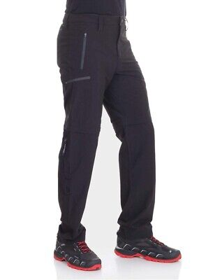 The North Face Exploration Convertible Pants Long TNF Black 28 LONG Brand New