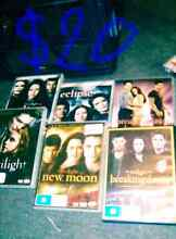 Twilight dvds Belmont Lake Macquarie Area Preview
