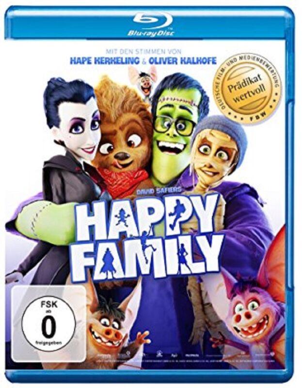 Happy Family Blu-ray NEU OVP Kinderfilm