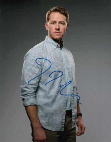 Josh Dallas Manifest signed 10x8 photo AFTAL & UACC [16822] FULL Signing Details