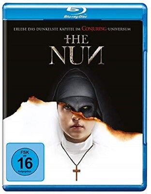 The Nun Blu-ray Die Nonne dunkelste Kapitel im Conjuring Universum NEU OVP