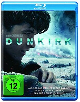 Dunkirk Blu-ray NEU OVP Tom Hardy, Christopher Nolan