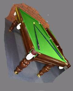 Pool Table / Billiard table 7ft Italian slate Gepps Cross Port Adelaide Area Preview
