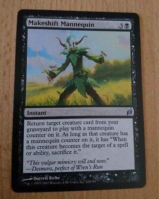 1x makeshift mannequin Improvisiertes Mannequin MTG Magic