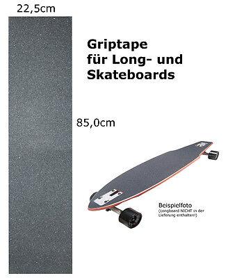 """Griptape Longboard Skateboard 9"""" Länge 85cm Board Deck Scooter anti Rutsch N 9"""
