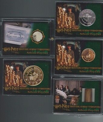 Harry Potter Sorcerer's Stone INCENTIVE 10 case Wand #/205
