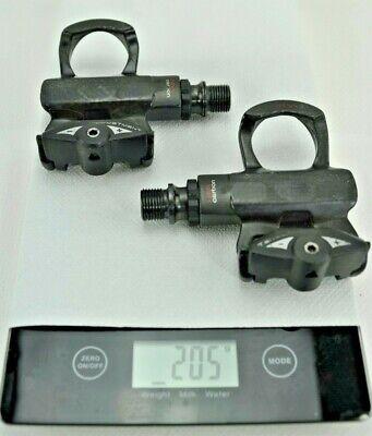 168 gr Pedale Keywin CRM Kohlenstoff Titan