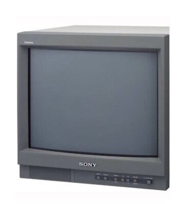 """Sony PVM-20L1 20"""" CRT Monitor - Excellent Condition - Retro Gaming - NYC Pick-up"""