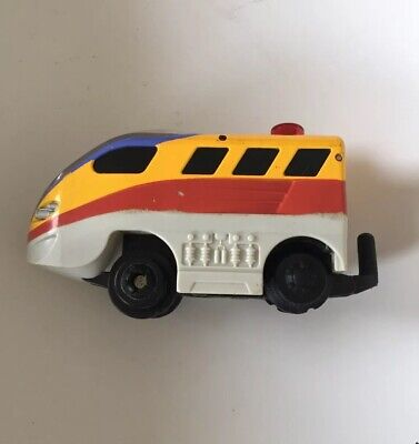 Fisher Price Geotrax Train Grand Central L3133 Engine Only