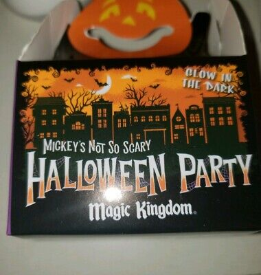 Halloween Mystery Boxes (Mickeys not so scary halloween mystery  pin box 2019 NEW MNSSHP limited)