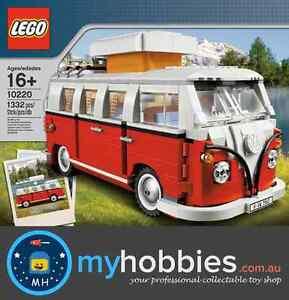LEGO 10220  Creator Volkswagen T1 Camper Van Brand New, Sealed