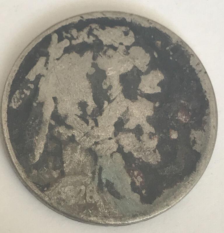 1926-S Buffalo Nickel Circulated CCC#627