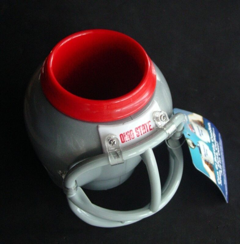 Ohio State OSU Buckeys Football Helmet - Mug / Can Cooler / Desk Caddy / Cup