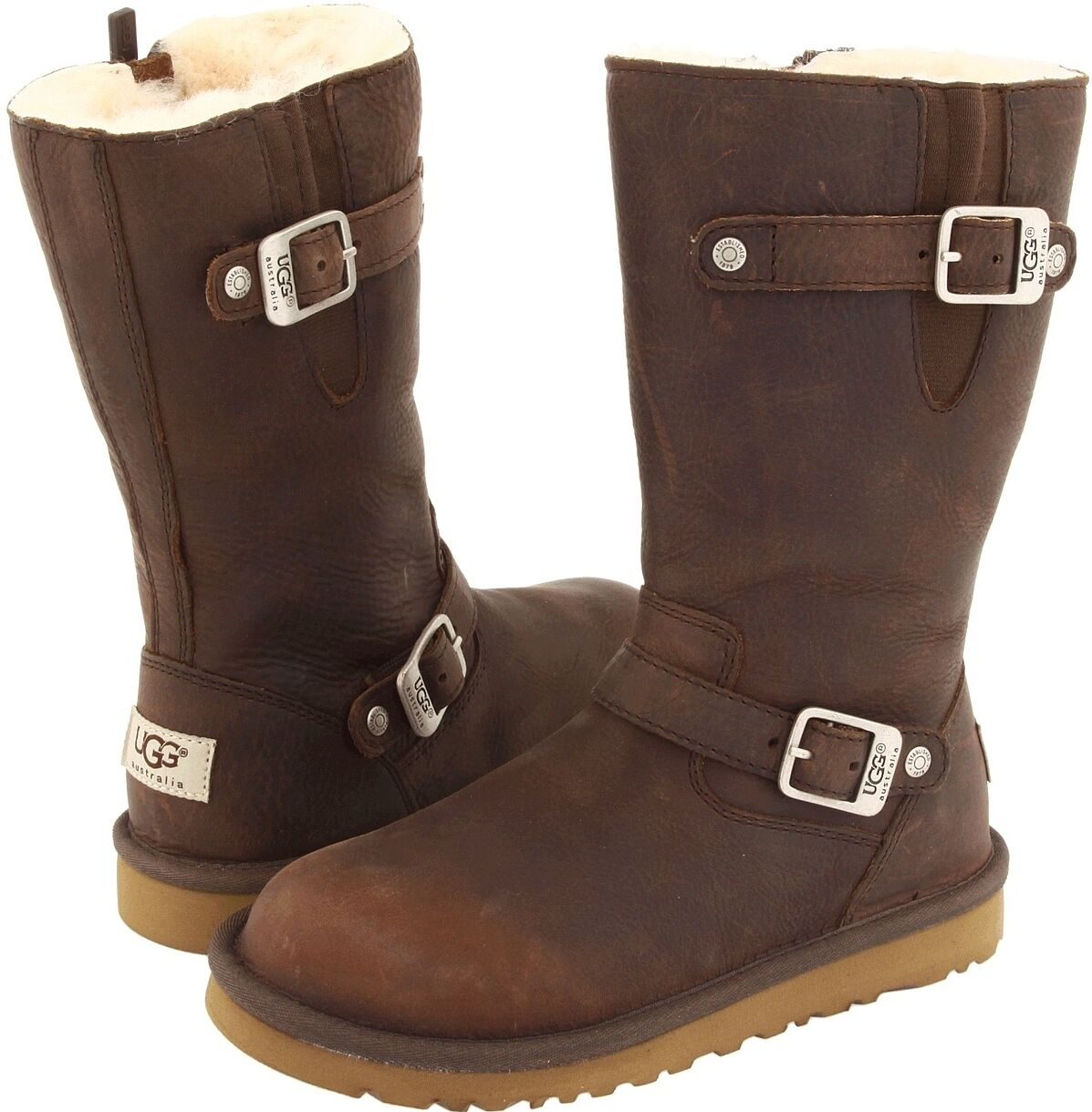Brown Uggs Kensington