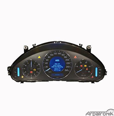 Mercedes W211, CLK W209, CLS C219 Tacho Reparatur online kaufen