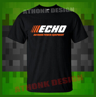 Power Tools T-SHIRT ECHO OUTDOOR POWER EQUIPMENT