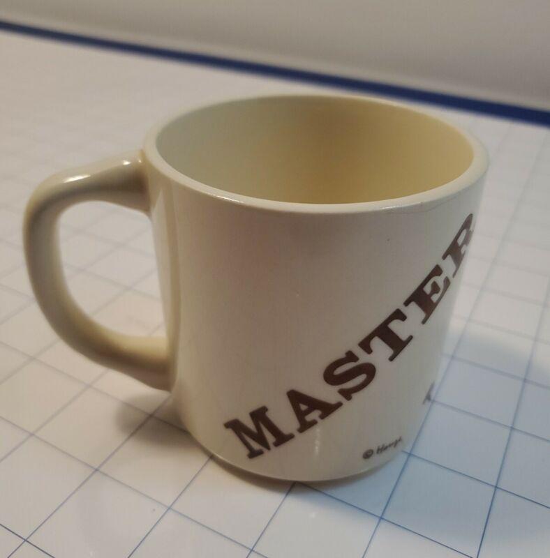 MASTER Mug Cup Coffee Houze USA