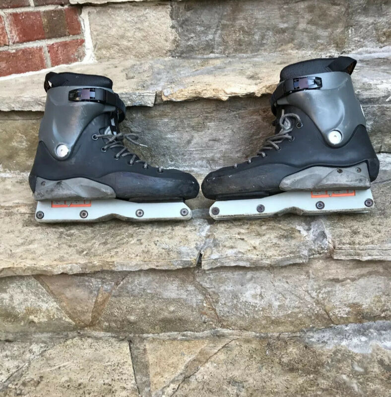 USD Aggressive Skates Randy Spizer Boot Soldiers Inline Rollerblade 45/46 US 11