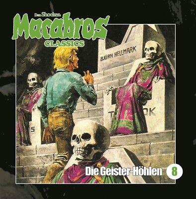 Macabros Classics - Folge 8: Die Geister-Höhlen