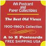 A to Z Postcards & Paper