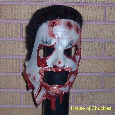 Skin Face Mask, Texas Chain Saw Massacre 2, Adult, Trick or Treat Studios