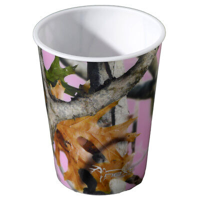 Pink Camo Camouflage 16 Oz Plastic Souvenir Cup Hunting Sports Birthday Favor