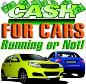 Get TOP Money for used & Scrap Cars Today! Cash on the Spot!