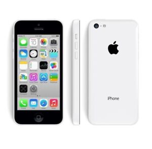 Iphone 5c blanc 16 go Videotron