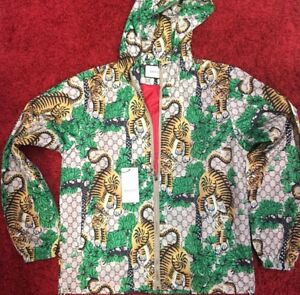Selling Gucci tiger jacket authentic