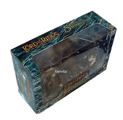 Herr der Ringe - Battle at Shelobs Lair Deluxe Box Set Toy Biz  5+ Neu