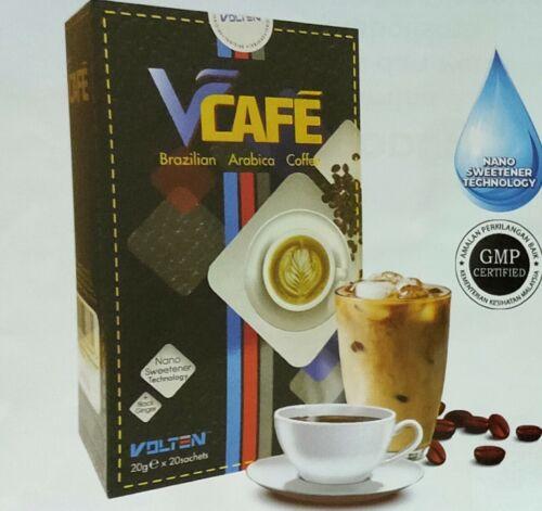 Vcafe Brazillian Arabica Coffee