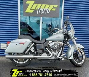2012 Harley-Davidson FLD-103 Dyna Switchback Dyna, switch back