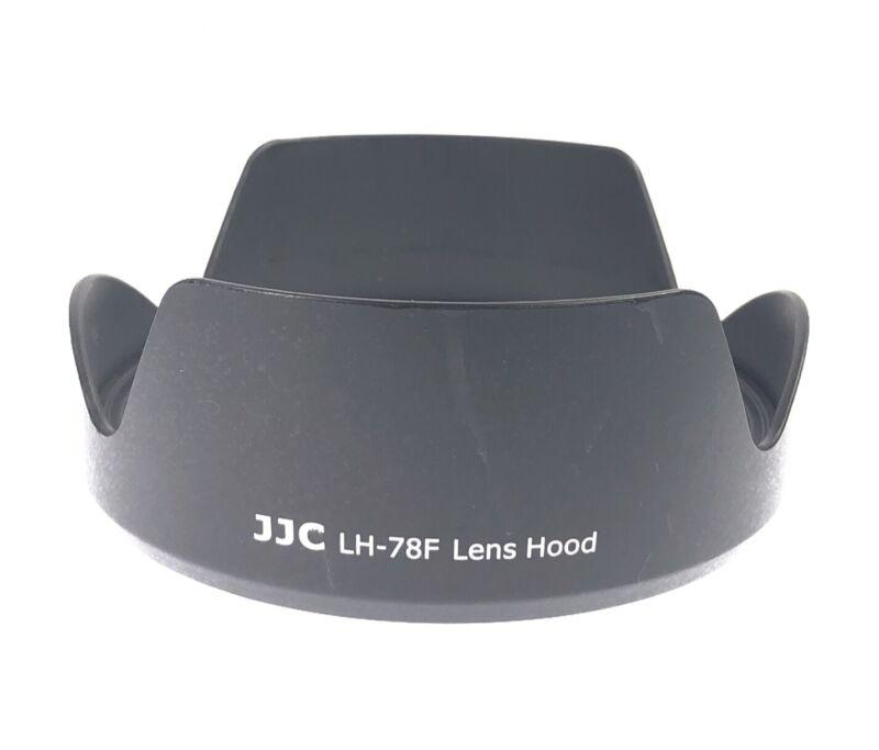 JJC EW-78F Lens Hood Shade for Canon RF 24-240mm f/4-6.3 IS USM