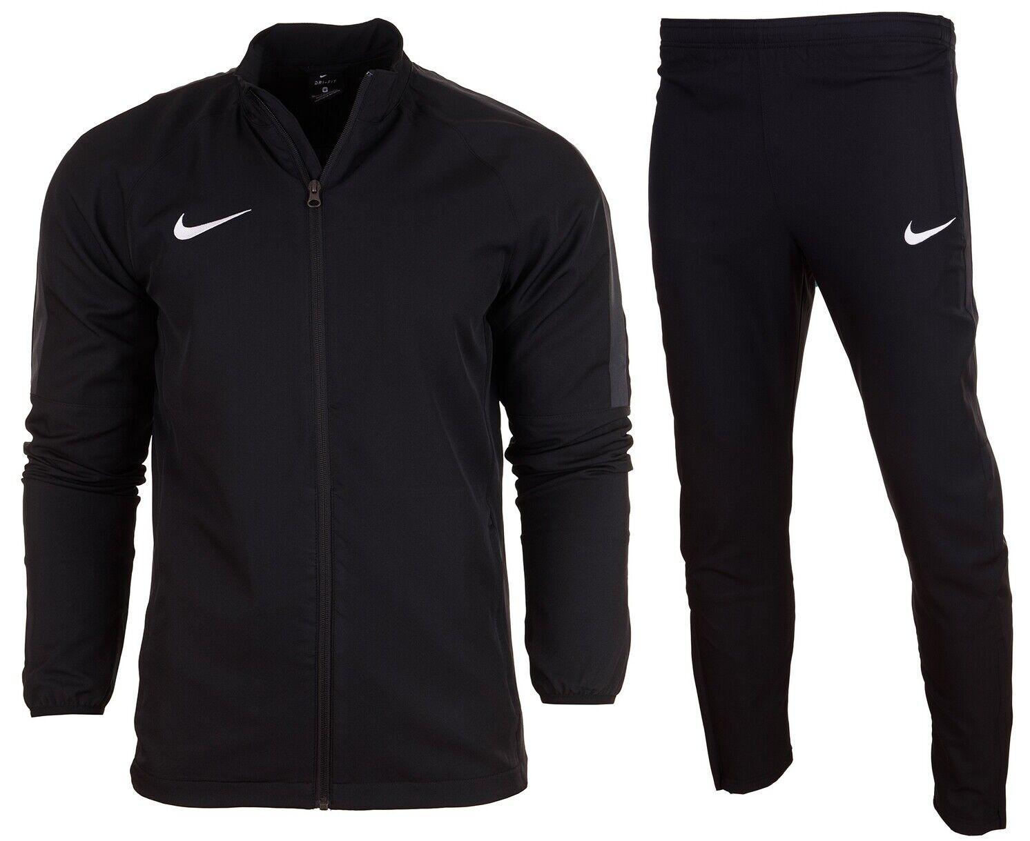 30db7587 Nike Herren Academy 18 Dri-FIT Fußball Trainingsanzug Fitness 893709-010 NEU