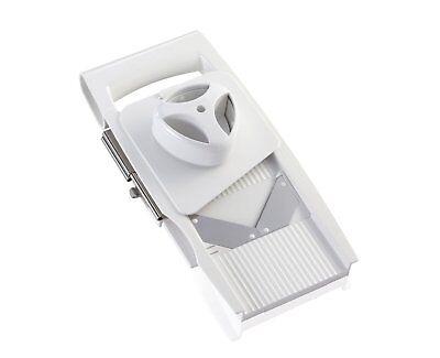 Leifheit Comfortline 4 + 1 All Purpose Grater Plastic Steel White 23170
