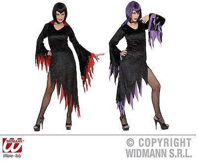 Dark Mistress Kostüm Damen 2-tlg. Set Mistresskostüm Kleid Faching Karneval