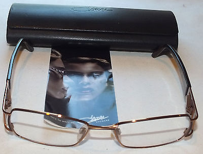 Gorgeous Cazal Ladies Eyeglasses Frame Model 4154 126 in Case New Germany