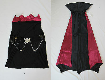 Sexy Female Womens Vampire Halloween Costume Girl Twilight Cute NEW - Female Vampire Costume