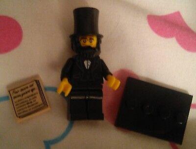 Figura de Abraham Lincoln