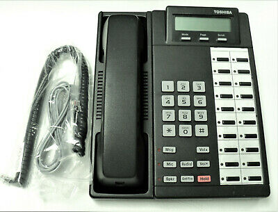 Toshiba Charcoal Gray Dkt2020-sd Phone Dkt 2020 Renewed Warranty Refurbished