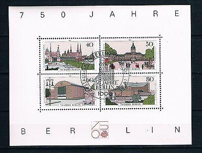 BERLIN BLOCK 8 ESST 750 JAHRE BERLIN MI 772 775