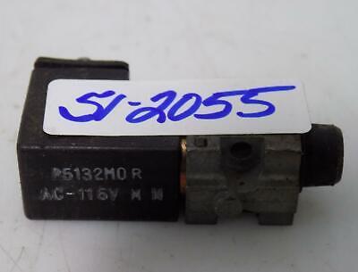 Ckd Ac-115v Pneumatic Valve P5132m0r