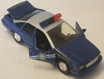 - Road Champs Police Car Chevrolet Caprice 5