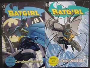 Batgirl TP 1 - 2 La corsa silenziosa - Cavaliere solitario Play press NUOVI - Italia - Batgirl TP 1 - 2 La corsa silenziosa - Cavaliere solitario Play press NUOVI - Italia
