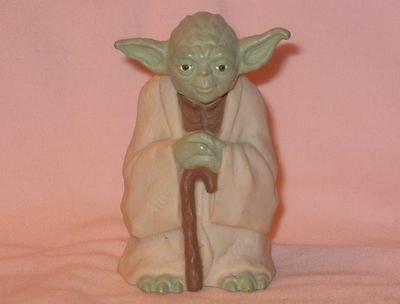 1996 Applause Star War Figure Of Yoda