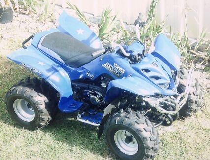 4 wheel motor bike ATV Port Sorell Latrobe Area Preview