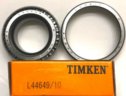 L44649 L44610 SET4 A4 BR4 TIMKEN TAPERED ROLLER BEARING 1 SET  1 CONE-1 CUP
