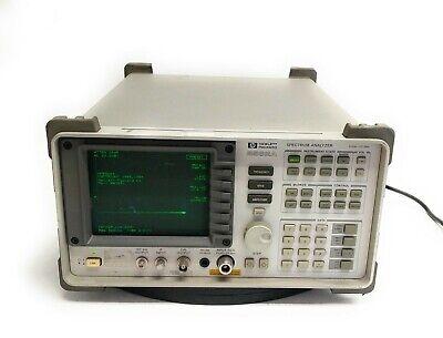 Hewlett Packard Hp 8562a Spectrum Analyzer 9 Khz To 22 Ghz